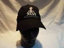 REEBOK SUPER BOWL XLVI INDIANAPOLIS 2012 ball cap. LOOK!