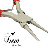 Round nose pliers  Ferronickel, beading jewellery making tools wire cutters tool