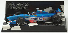 Minichamps 1:43 Benetton Playlife B198 A.Wurz Ref. 430 980006