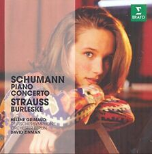 Helene Grimaud - Schumann Piano Concerto and R Strauss Burleske [CD]