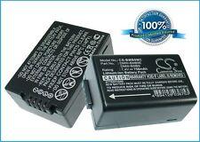 7.4v Akku für Panasonic Lumix dmc-fz40k, Lumix dmc-fz45, Lumix dmc-fz47k NEU