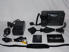 Sharp VL-E66 VL-E66U 8mm Video8 Camcorder Player Video Camera Video Transfer