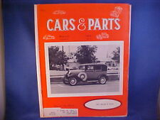 CARS & PARTS March 1974-with special Chrysler, Ford and Graham feature article's