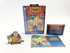 "Sega Mega Drive Spiel "" Dynamite Headdy "" MD   Ovp   Pal"