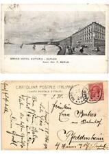 CPA NAPOLI Grand Hotel Victoria . ITALY (533596)