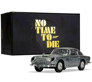 CORGI James Bond Aston Martin DB5 No Time To Die 1:36 Diecast Car *SOLD OUT* 🚘