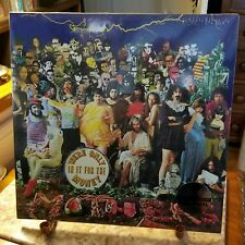 FRANK ZAPPA-WE'RE ONLY IN IT FOR THE MONEY-AUDIOPHILE-180gm-GERMAN IMPORT-ZAPPA