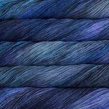 Malabrigo ::Sock #856:: 100% superwash merino wool yarn Azules