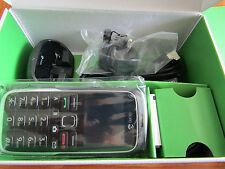 Nuevo teléfono DORO fácil 520X Gsm Sim Gratis Móvil Negro/Grafito 7788836 (P2)
