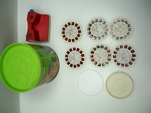 Vintage GAF View-Master Stereo Products Winnie the Pooh and His Friends Disney