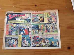 Superman full Sunday 1940-09-11