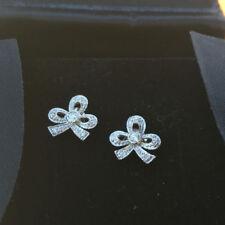 Diamanten-Ohrschmuck mit Butterfly-Verschluss und P1 Reinheit Brillantschliff