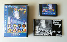 VIRTUA FIGHTER 2 SEGA MEGADRIVE GENESIS PAL