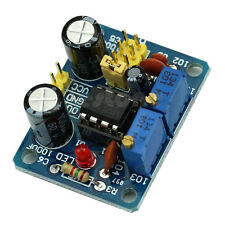 New NE555 Duty Cycle and Frequency Adjustable Square Wave Module