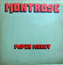 Montrose-PAPER MONEY (USA 1974)