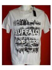 NWT BUFFALO DAVID BITTON Cotton T Shirt Sz M $39 ~~~FREESHIPPING~~~
