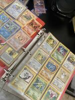 HOLO GUARANTEED Pokemon 5 Card Lot - Vintage WOTC Sets Only!  + 1st Edition 100%