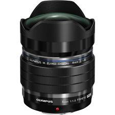 New Boxed Olympus M.Zuiko Digital ED 8mm F1.8 Fisheye PRO Lens