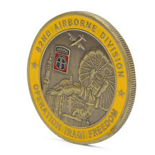 82nd Airborne Division Saint George Commemorative Challenge Coin Gift Collection