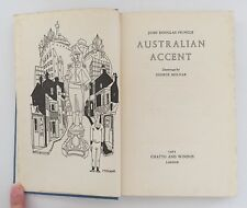 Australian Accent 1961 John Douglas Pringle George Molnar Hardcover