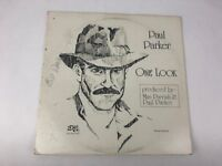 "Paul Parker - One Look (One Look Was Enough) 12""  TGR 1011 Vinyl Record"