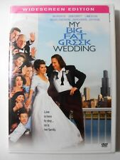 My Big Fat Greek Wedding (DVD, 2003, Widescreen)