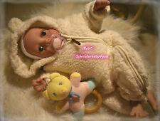✨ *Babygirl* Reborn Reallife Baby BS von U.L Krautter Babypuppe Puppe✨