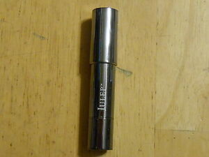 1 tube JULEP ITS BALM LIP CRAYON ALMOND NUDE CREME unsealed
