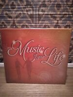 NEW ~ SEALED ~ Music of Your Life 10 CD Box Set  Time Life 150 Hits Authentic US
