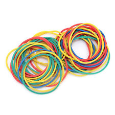 200pcs Tattoo Rubber Bands Damping Rings Accessories for Machine Gun Multicolour