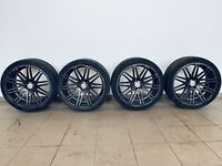 AUDI A8 JUDD ALLOY  WHEELS WITH TYRES VW AUDI MERCEDES  R20 LOAD RATED 735KG