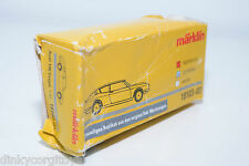 MARKLIN 18103-03 AUDI 100 COUPE ORIGINAL EMPTY BOX EXCELLENT