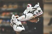 Mizuno Wave Rider 1 OG Retro Trainers White Black Red UK 9.5 US 10.5 RRP £125