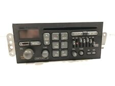 Pontiac Firebird Stock Radio Delco Part 09380152 - Good Condition
