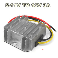 DC 6V to 12V Step Up Converter Boost Voltage Regulator Module 3A 36W Waterproof