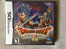 Dragon Quest VI: Realms of Revelation (Nintendo DS, 2011), Factory Sealed New!