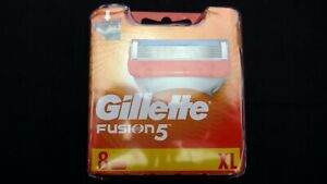 Gillette Fusion 5 Blades Pack Of 8 XL