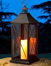 Metal Traditional Candle & Tea Light Lanterns