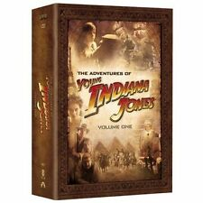 NEW The Adventures of Young Indiana Jones, Volume One - The Early Years