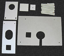 Waste Oil Heater Parts Lanair MX 150/200 combustion chamber gasket kit w/board