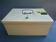 VINTAGE ACORN FIRE RESISTANT VAULT SECURITY SAFE - IN ORIGINAL BOX
