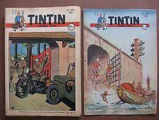 TINTIN France  collection équivalence n° 3