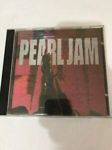 PEARL JAM TEN CD 1991 Sony Music