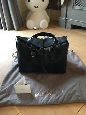 Mulberry Bag - Roxette, Large, Croc Printer Calf Skin, Midnight Blue