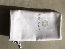 VERSACE Dust Bags For Handbags And Leather Goods, Set Of 3, New
