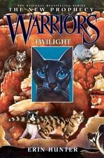 Warriors the Prophecy: Twilight 5 by Erin Hunter (2006, Hardcover)