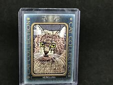 2020 Goodwin Champions Nebelung Cat Collection Manufactured Patch Card Tier 2