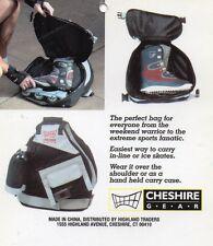 Boot Bag - Snowboard -  Ski -  Roller Blades -  Skates