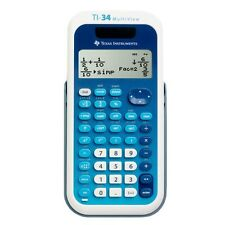 Texas Instruments TI-34 MultiView Scientific Calculator - TI-34MV