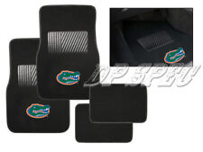 UF UNIVERSITY OF FLORIDA GATORS NCAA 4PCS CARPET FLOOR MATS FOR FORD CAR & SUV